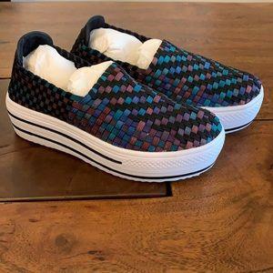 ZEE Alexis - Jenny multicolor sneaker - size 6.5